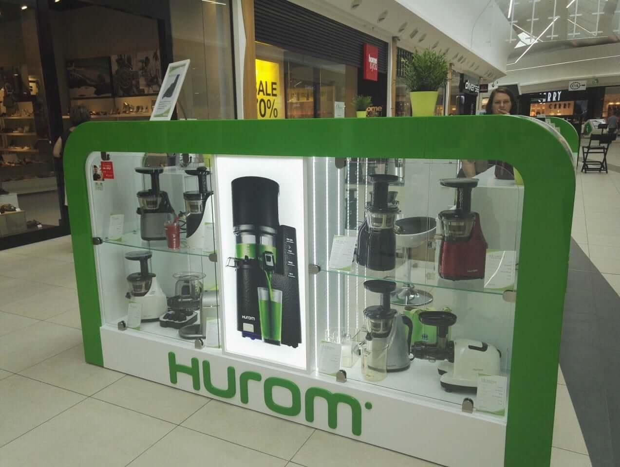 Hurom - Galeria Pomorska Bydgoszcz