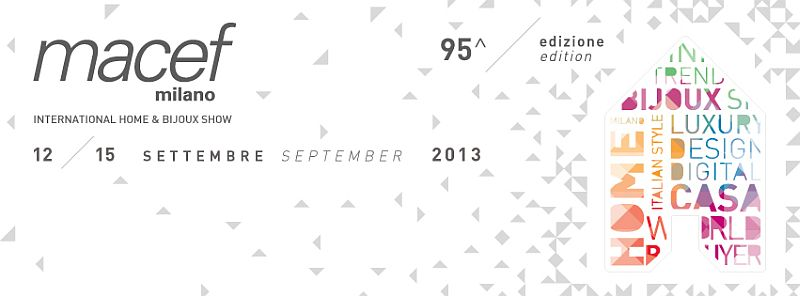HUROM wystawcą na Targach Macef Milano 2013