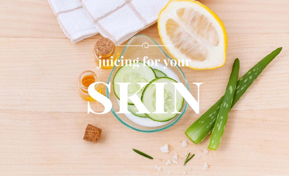 Sok pielęgnujący skórę