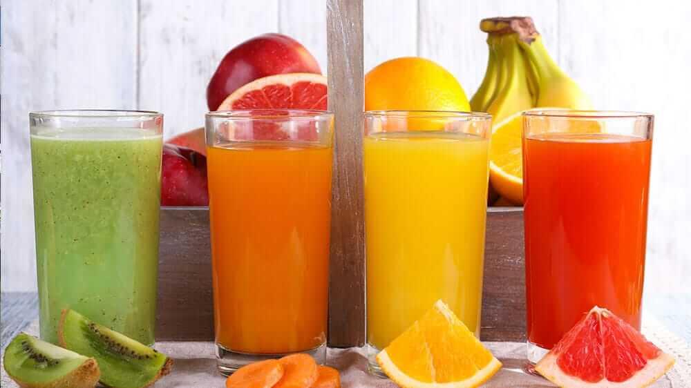 Przygotuj się do oczyszczającej diety sokowej