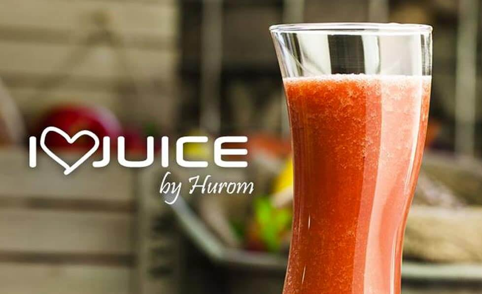 Juice bar Hurom w Warszawie – I Love Juice by Hurom