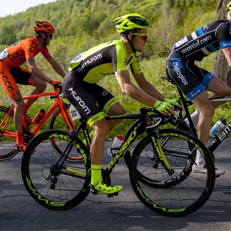 """""""Franek"""" trzeci w klasyfikacji generalnej Tour of Estonia"""