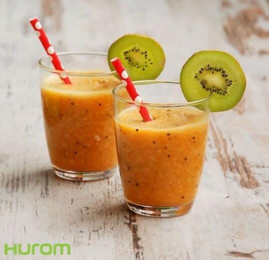 Pomarańczowa rewolucja - odżywianie i koncentracja!