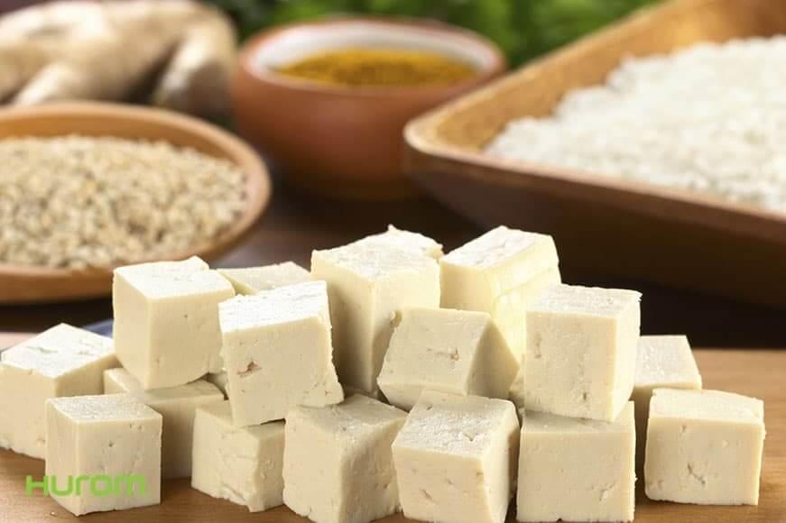 Domowe , warzywne tofu !