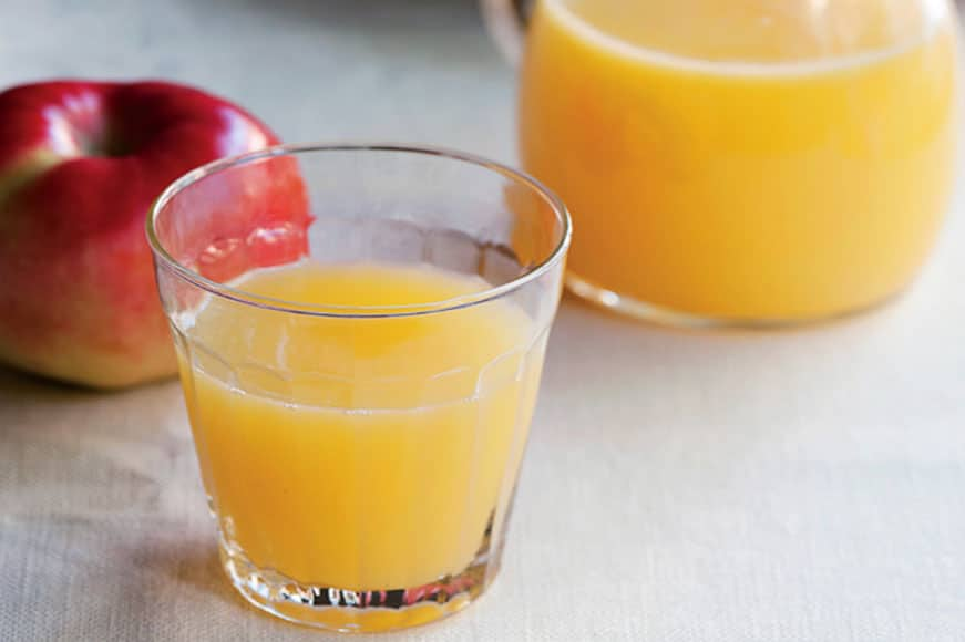 Szklanka tego soku sprawi że poczujemy się lżejsi
