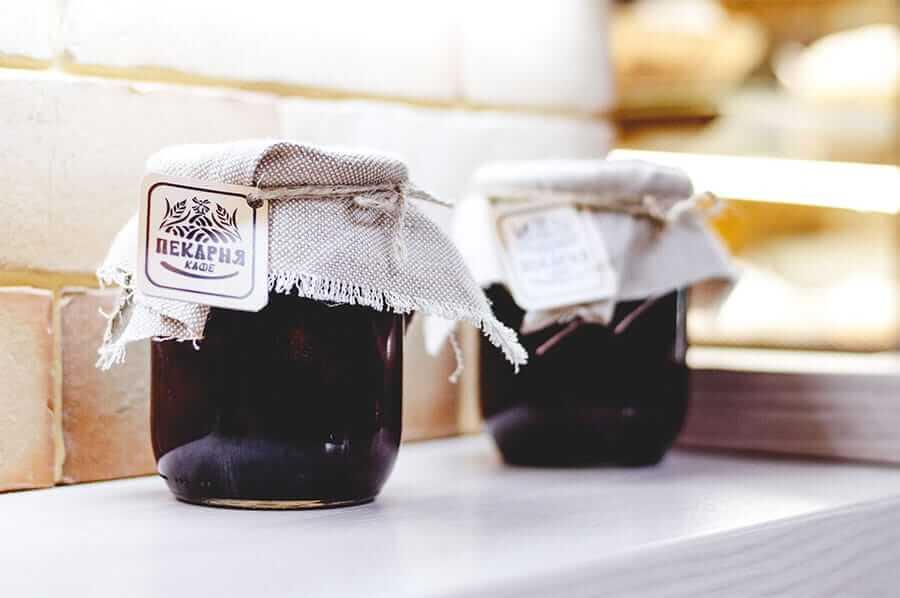 Przepis na dżem z winogron