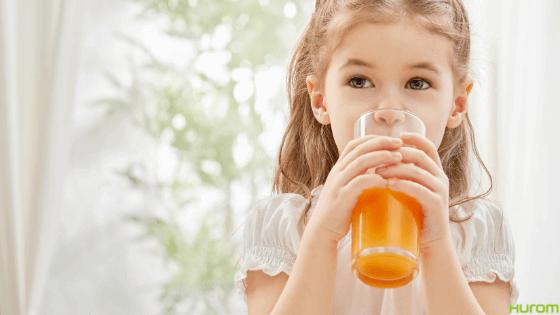 Pomarańczowe odżywienie i koncentracja