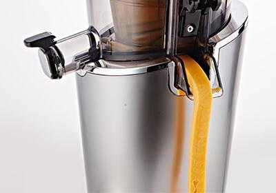 wolnoobrotowa wyciskarka do soków Hurom H100 - robienie sorbetów